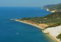 Spiagge del Gargano: Spiaggia di Mattinatella - Fontana delle Rose